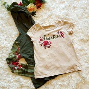 Wonder Nation shirts 🌺